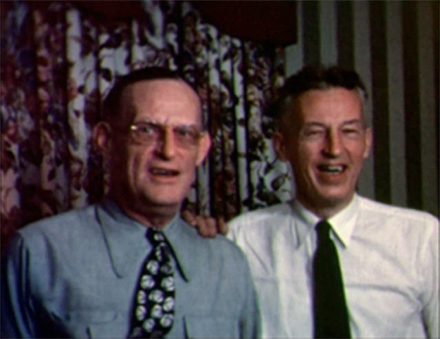 Dr. Bob Smith and Bill Wilson